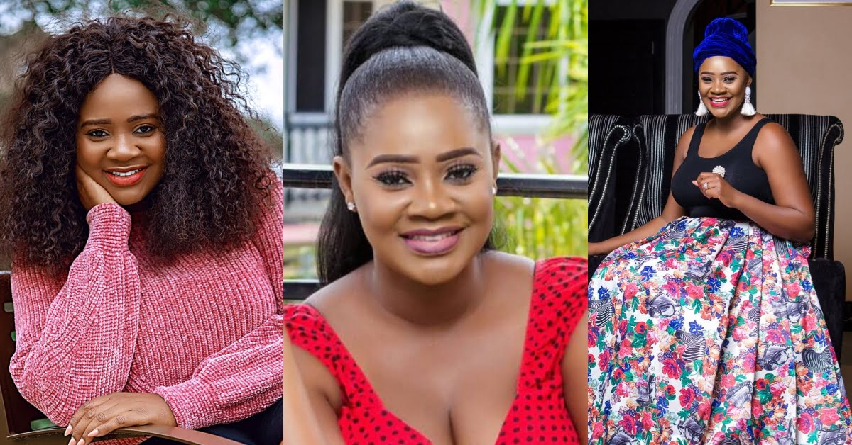 "Say we ""Chopped Ourselves"" Instead Of I ""Chopped"" her - Kafui Danku tells men 19"