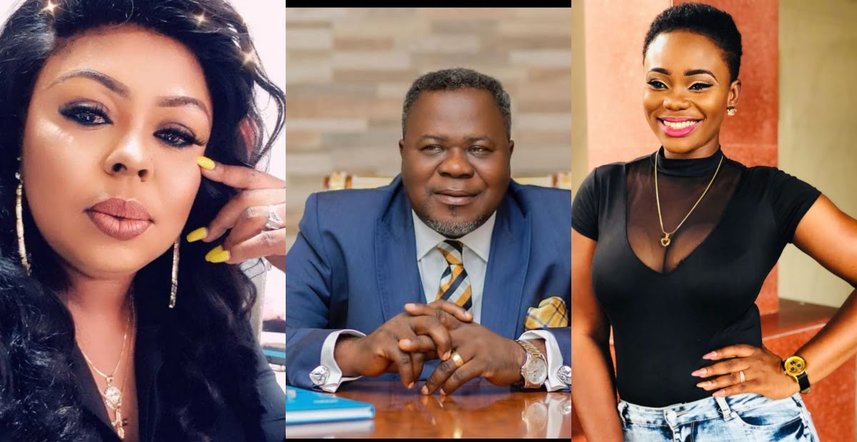 """Kwaku Oteng bought a house for Akua GMB because she was homeless""- Afia Schar 7"