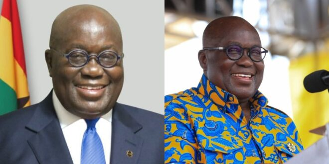 """""""I am happy with how my Government have handled corruption in Ghana""""- Akuffo Addo tells CNN 1"""