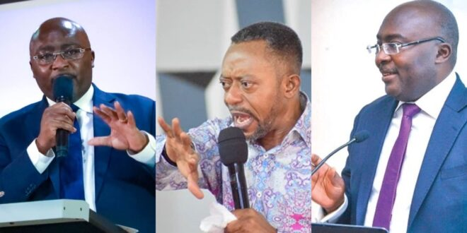 """""""Bawmia should not be president because he is a Muslim and has an unpure heart""""- Owusu Bempah 1"""