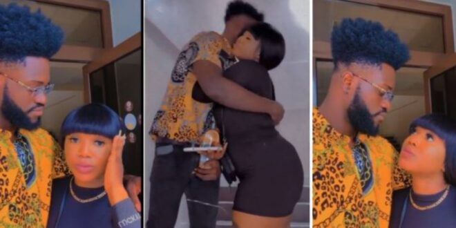 DateRush: Bella and Kofi Spotted Chopping love amidst breakup rumors 1