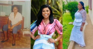 See pictures of Berla Mundi's mother today been mother's day (photos) 34