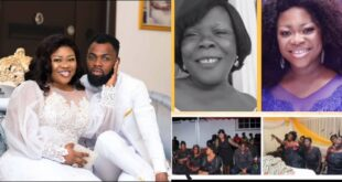 Obofowaa shares an emotional video of her late mother to remember her on mother's day (video) 29