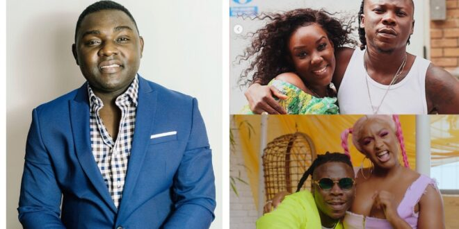 """""""Stonebwoy came to sleep with prostitutes in the USA""""- Kevin Taylor (video) 1"""