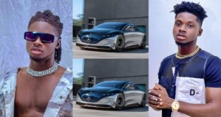 """A lady offered me a Benz to date her but I declined""- Kuami Eugene 6"