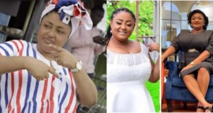 """There is nothing wrong with the country to be fixed""- Matilda Asare (video) 21"