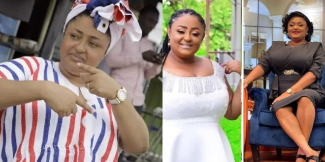 """""""There is nothing wrong with the country to be fixed""""- Matilda Asare (video) 1"""