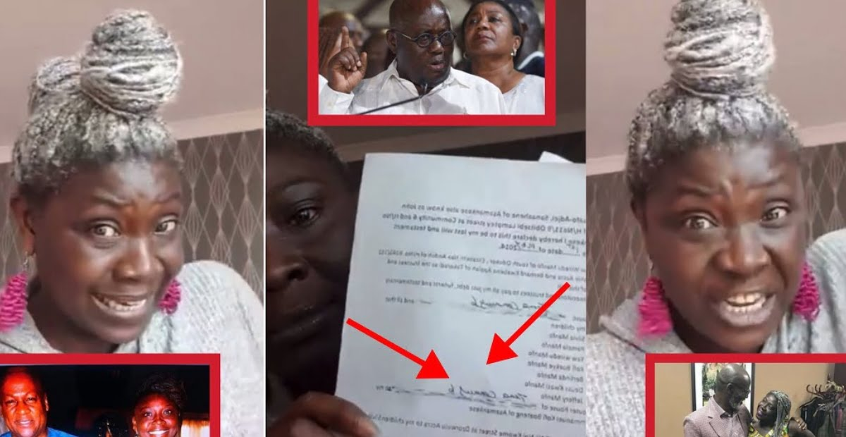"Former NPP Minister releases documents to reveal Ghana's crooked ""system."" 13"