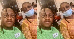 Sumsum Ahoufe shows the face of his mother for the first time (photo) 26