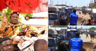 Ejurahene strictly tells President Nana Addo to do 2 things if he wants peace in Ejura 17