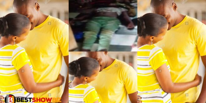28 years old lady dies in boyfriend's room after she went to spend the night with him 1