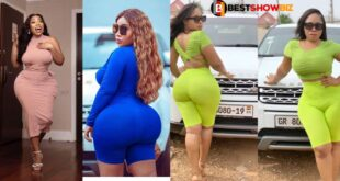 Moesha Boduong is beautiful: See her hot photos before she repented 15