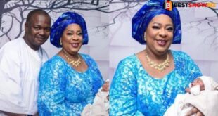 """""""I found love at 47, married at 48 and gave birth at 50 years""""- woman shares her testimony 4"""